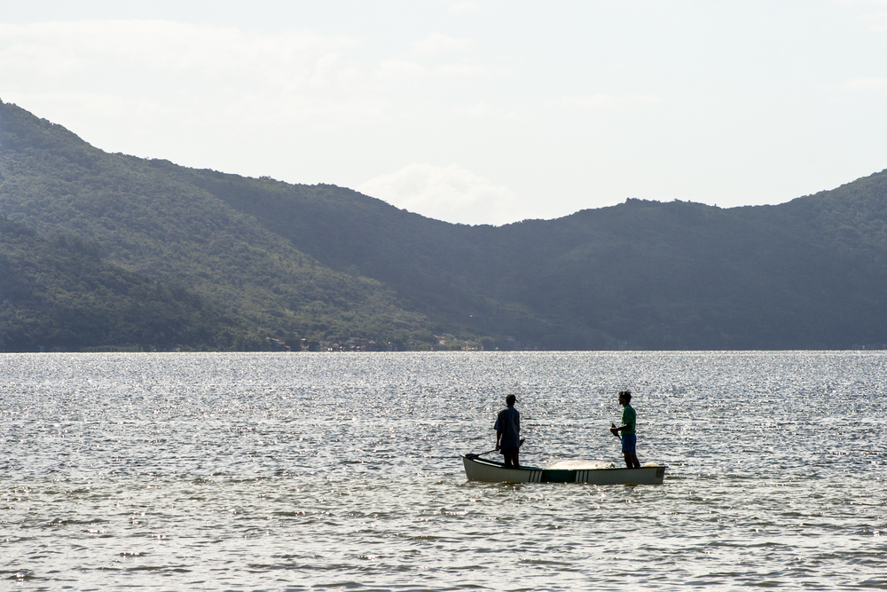 vehicle for fisherman