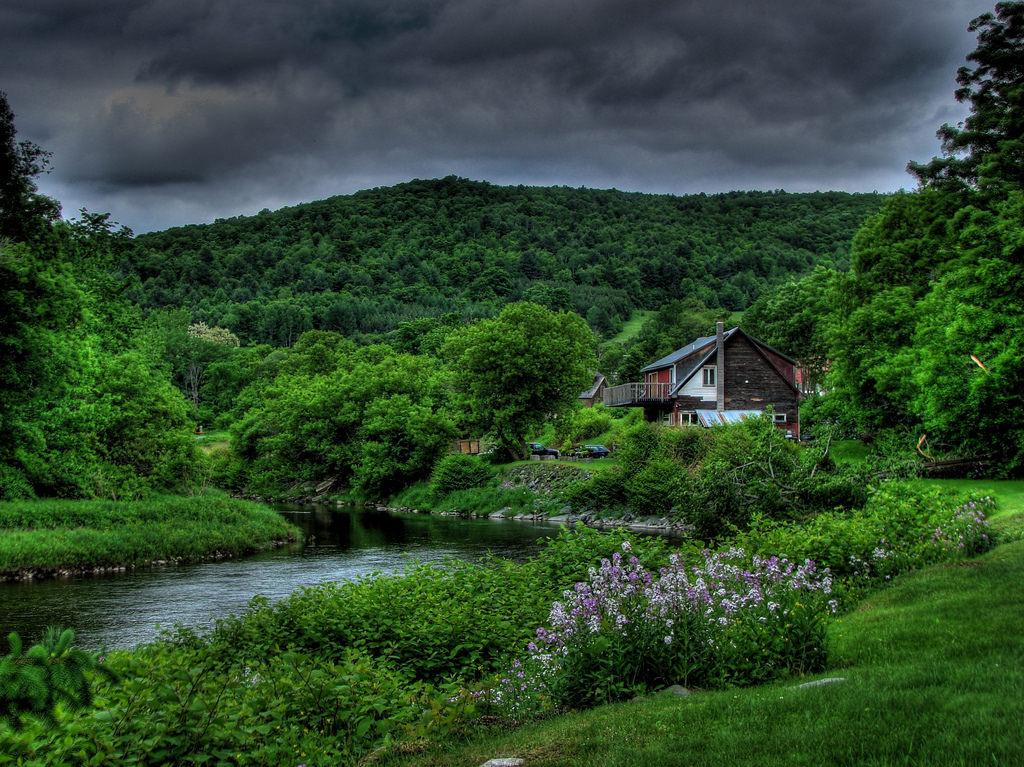 Green Mountains Vermont