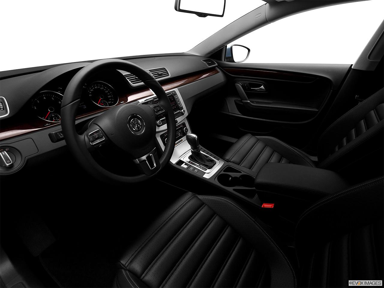 Volkswagen CC 2012 Interior