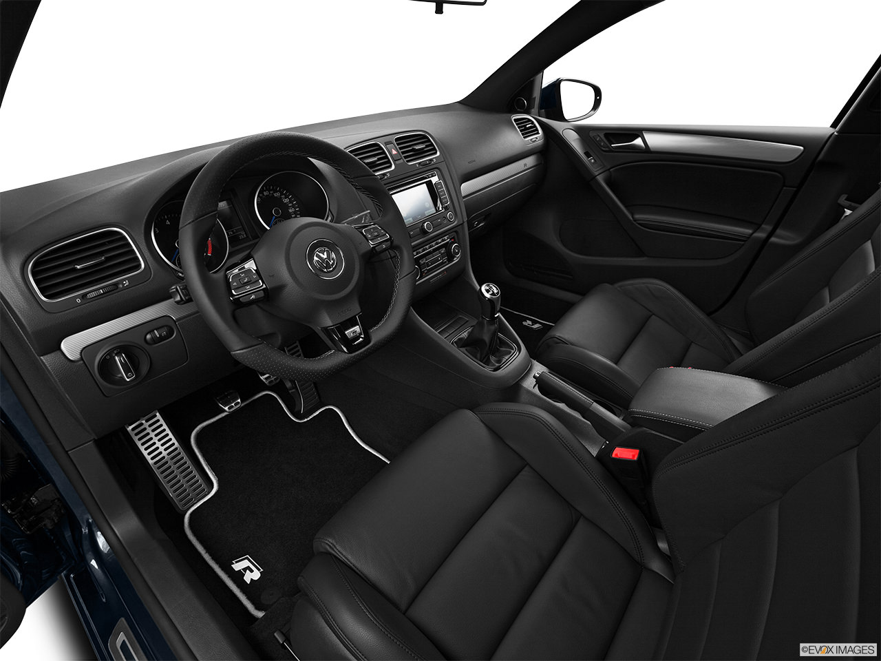 Volkswagen Golf R 2012 Interior