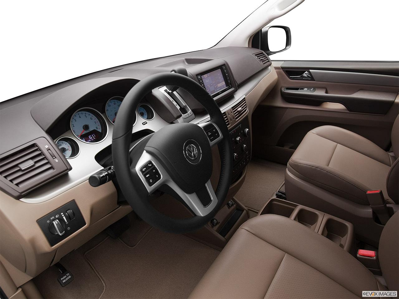 Volkswagen Routan 2012 Interior