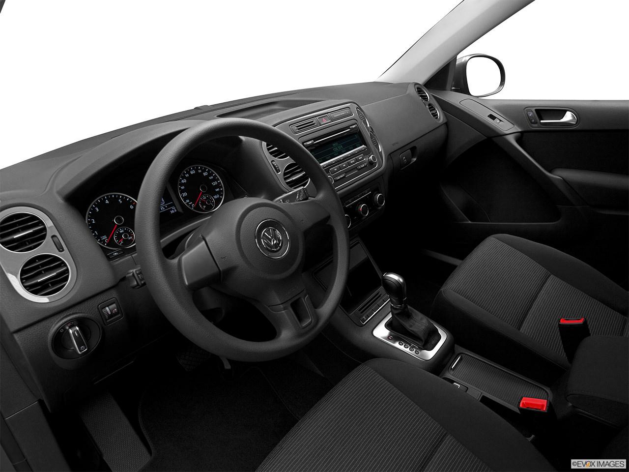 Volkswagen Tiguan 2012 Interior