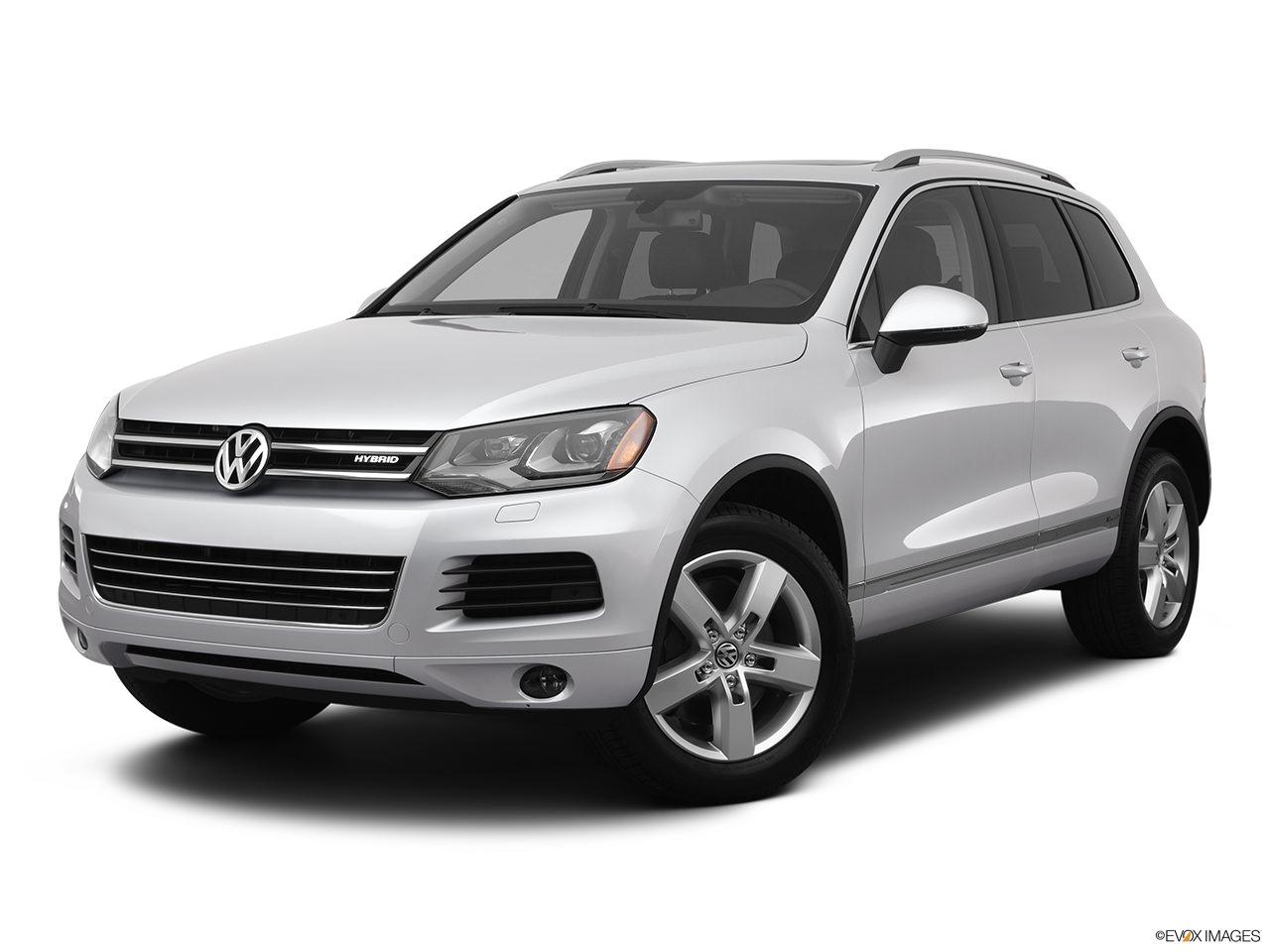 Volkswagen Touareg Hybrid 2012