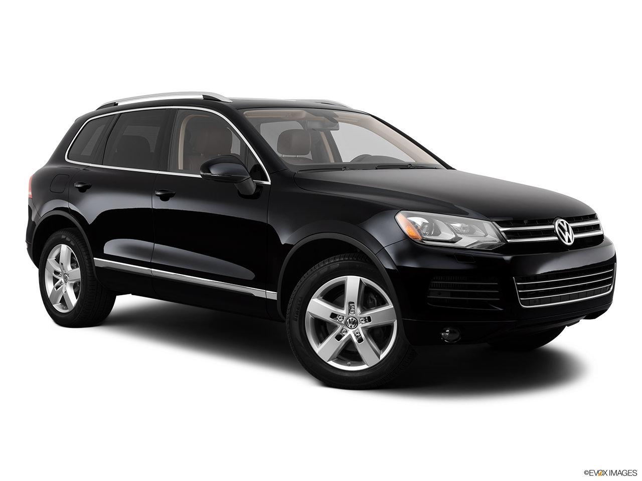 Volkswagen Touareg TDI 2012