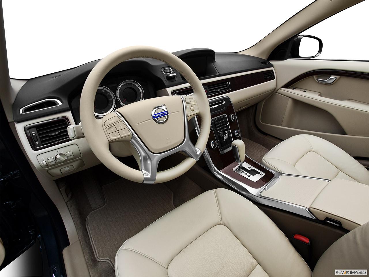 Volvo 2012 S80 Interior