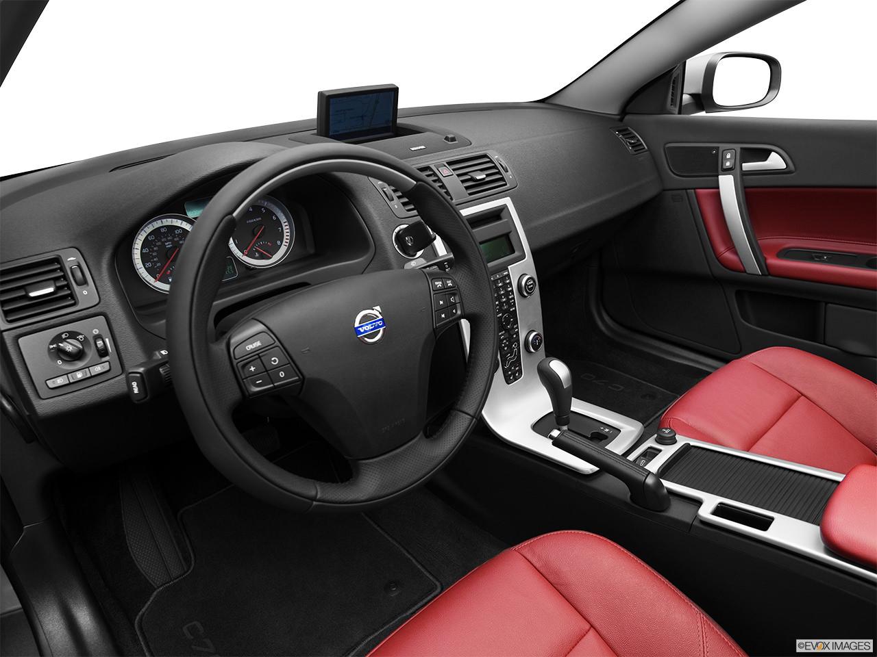 Volvo C70 2012 Interior
