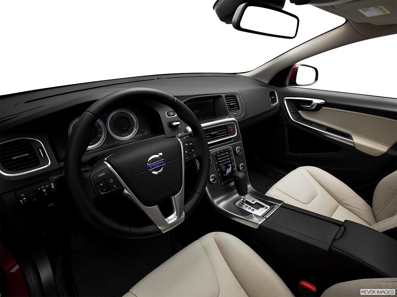 Volvo S60 2012 Interior