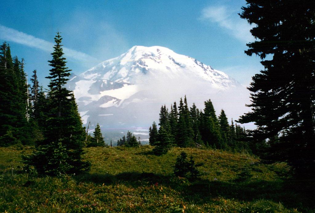 Mount Ranier Washington