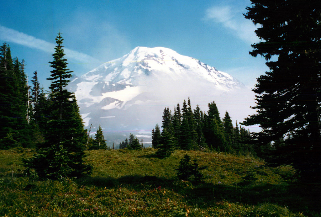 Mount Ranier Washington