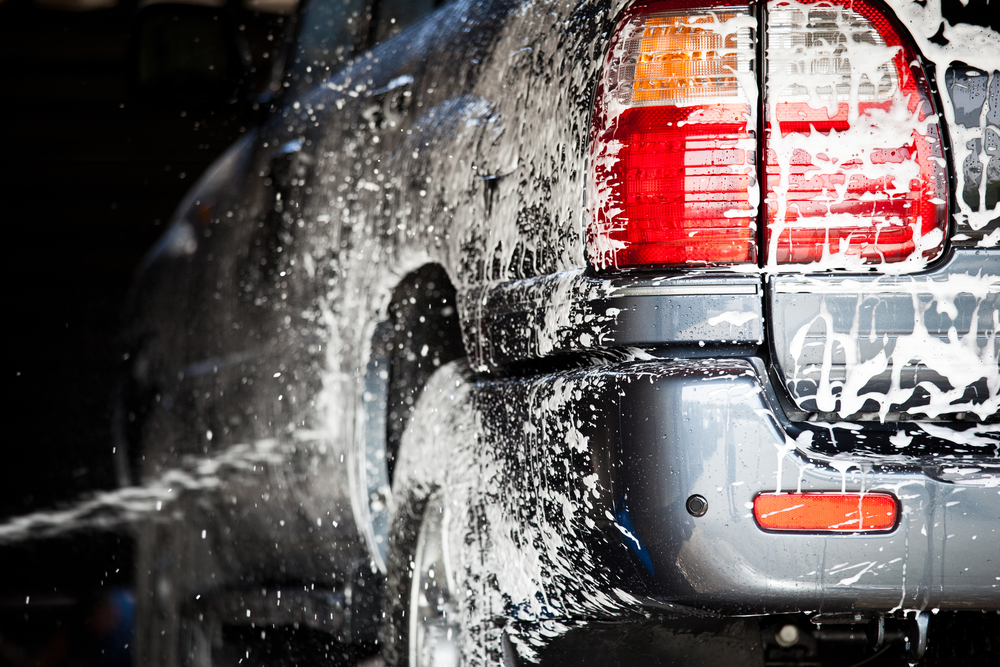 What to Check For Before Using a Drive-Through Self-Serve Car Wash