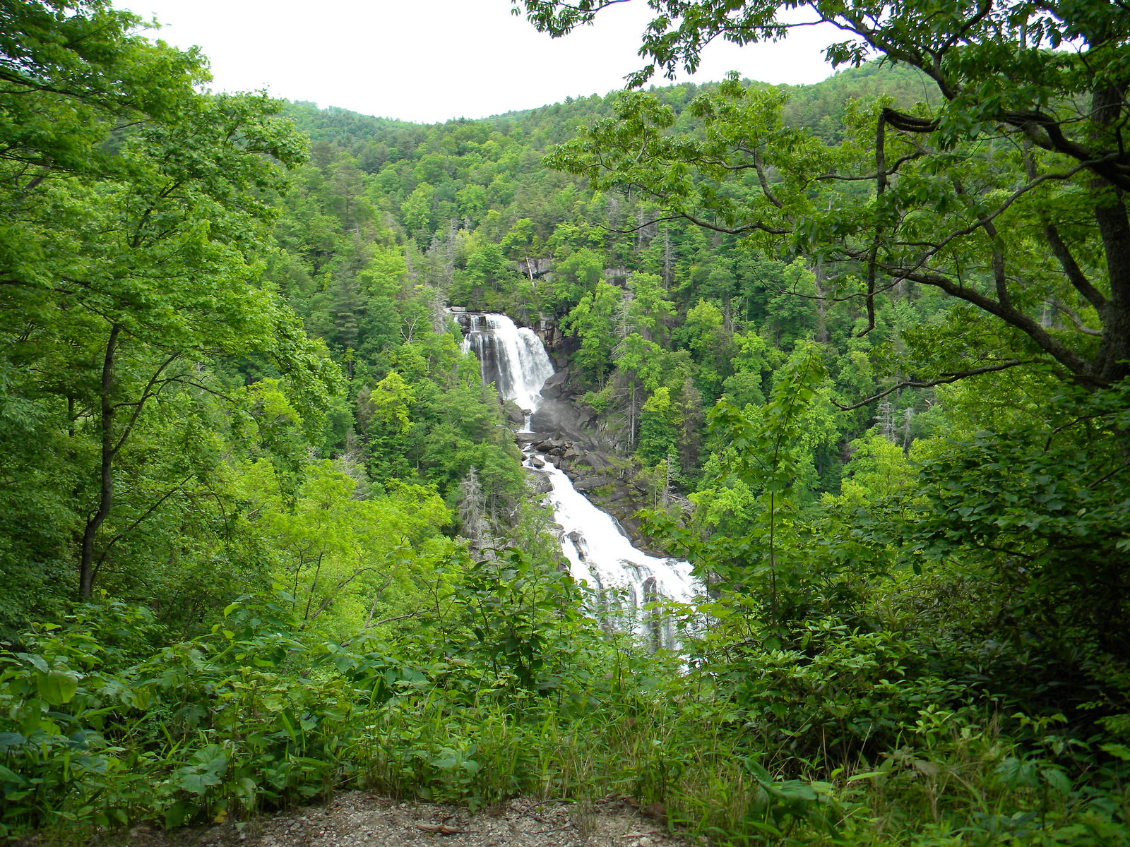 Whitewater Falls North Carolina