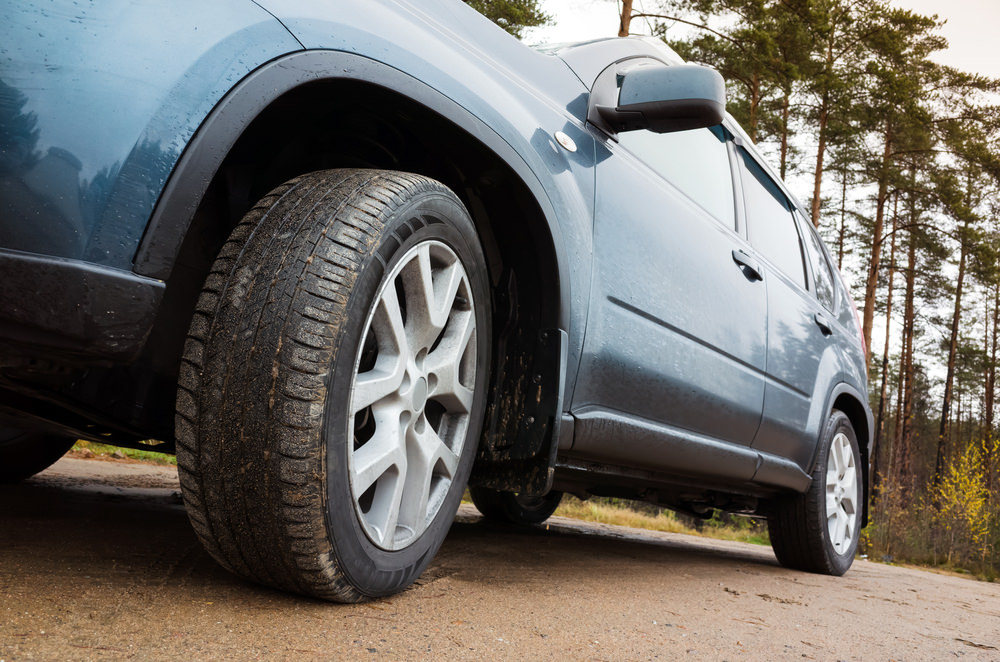 Widest Tires On A Production Car, What Is Considered A Wide Tire, Widest Tires On A Production Car