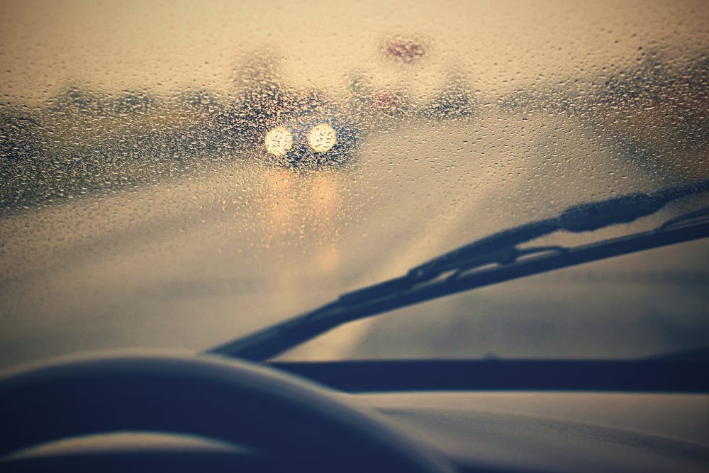 Wipers Work Better With Defroster