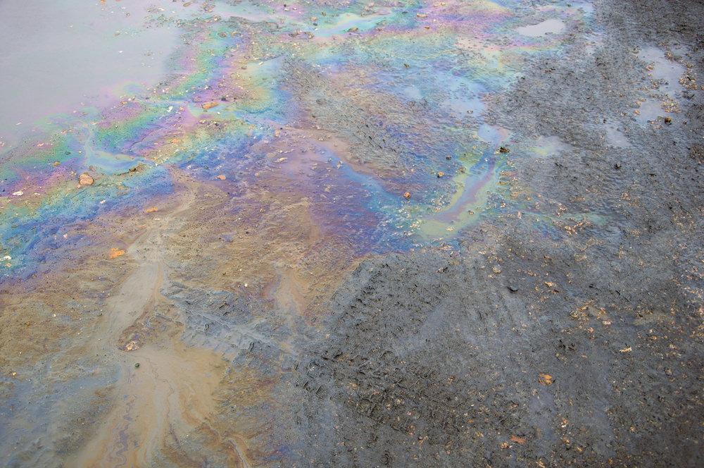 ac leak