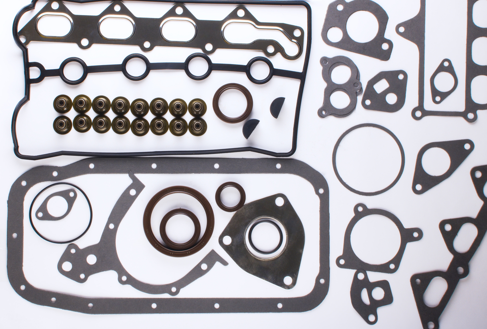 oil cooler adapter gasket