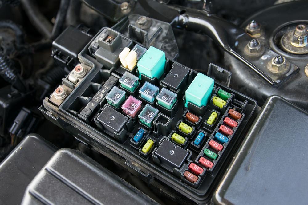 2003 Mini Cooper Power Steering Pump Fuse