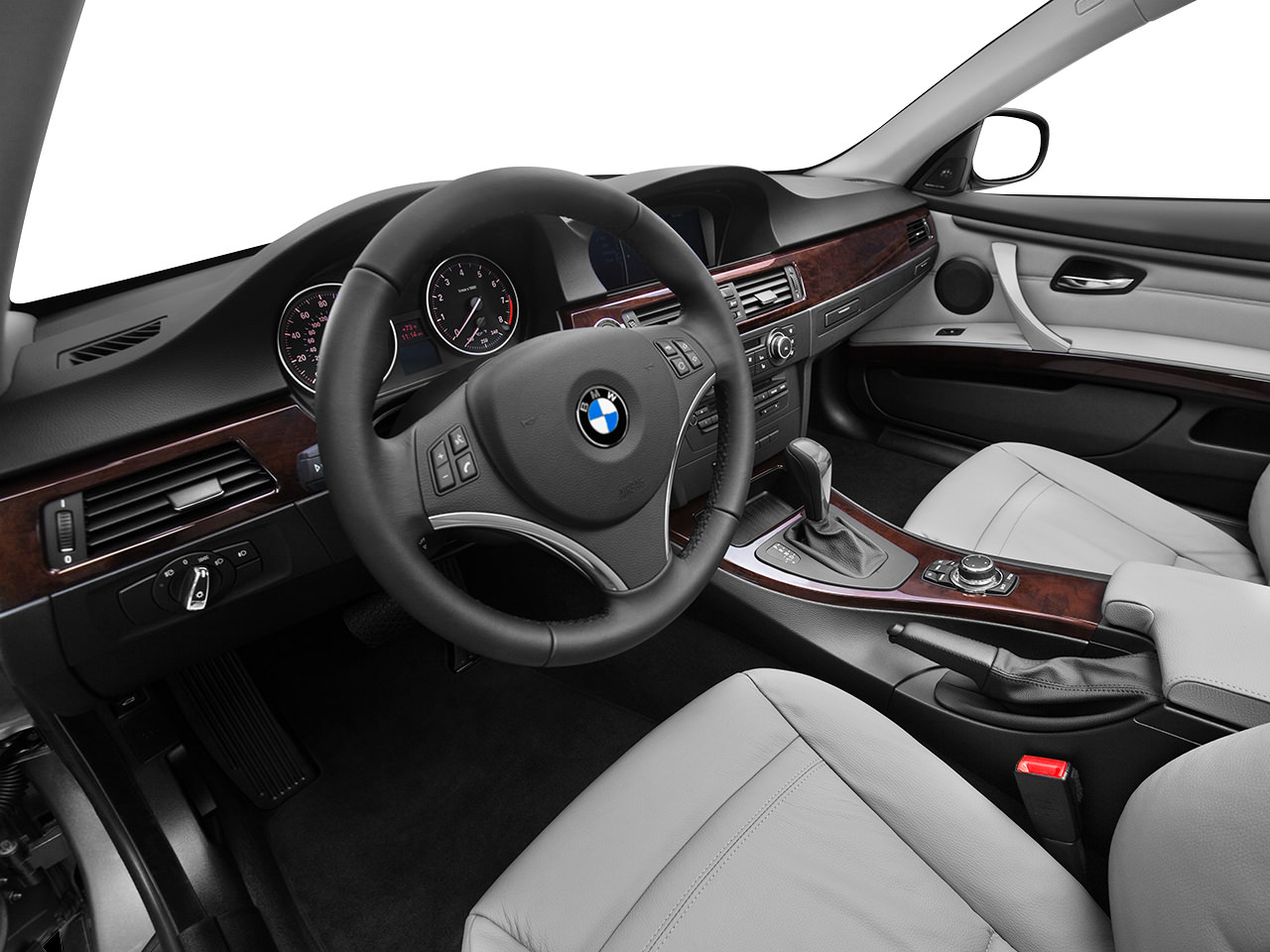bmw 335 d 2012 interior