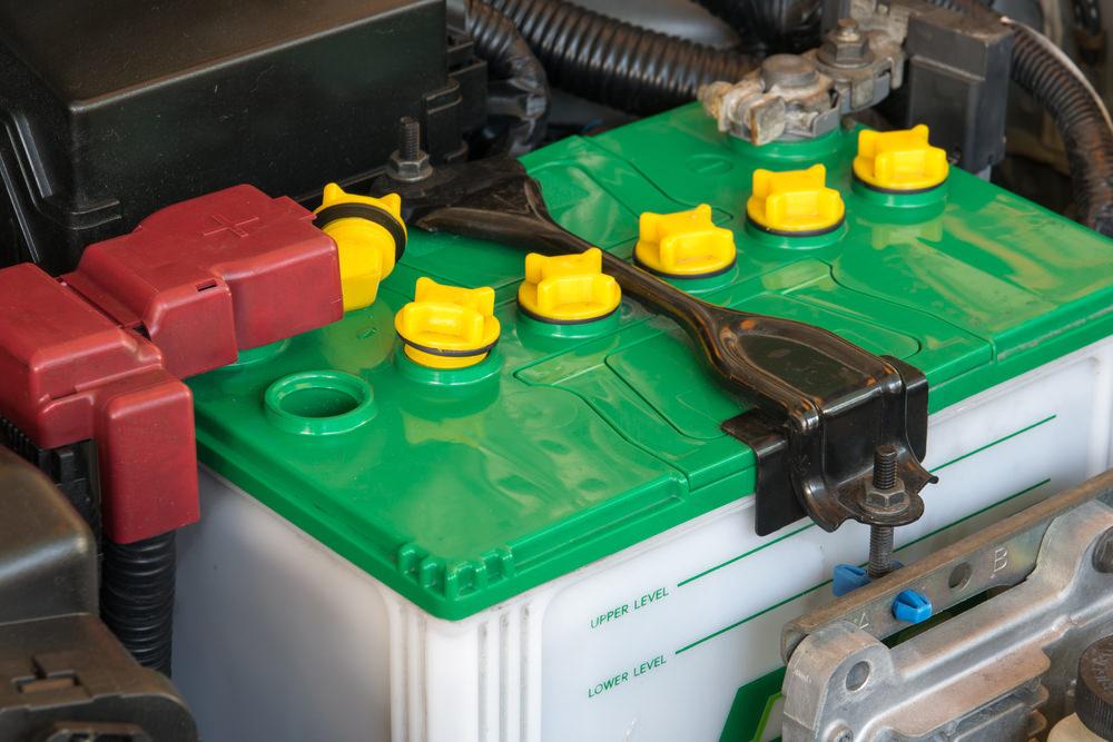 car battery last