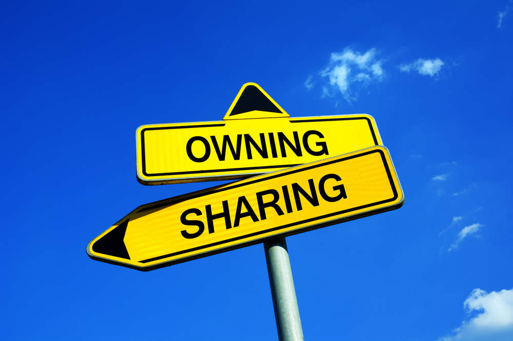 Car sharing economy