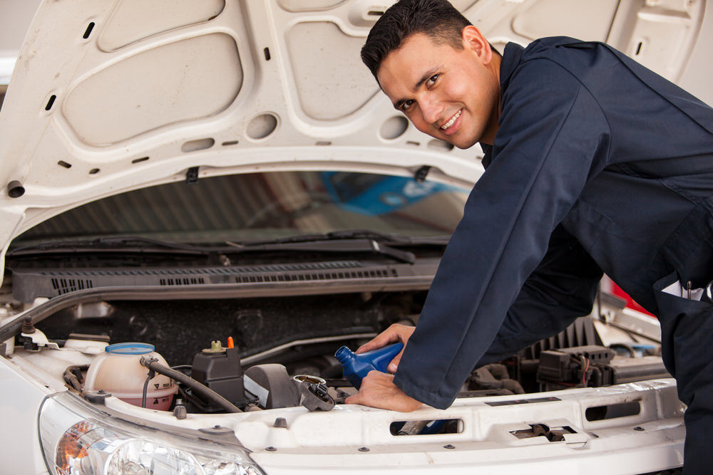 Systems to Check Used Car