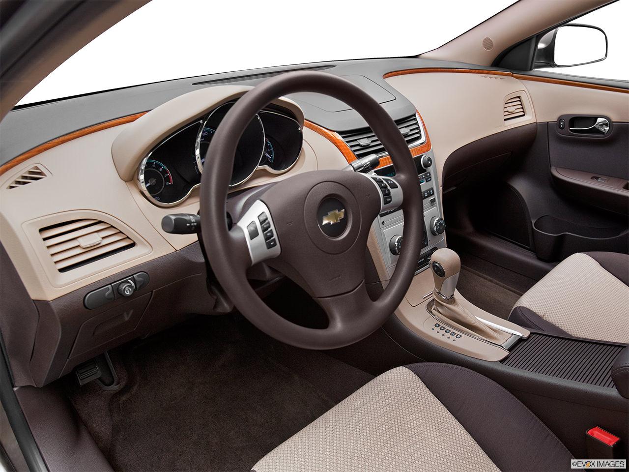 chevrole malibu hybrid 2012 interior