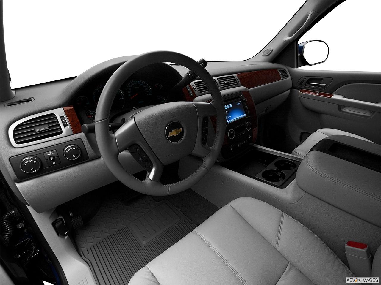 chevrolet silverado hybrid 2012 interior