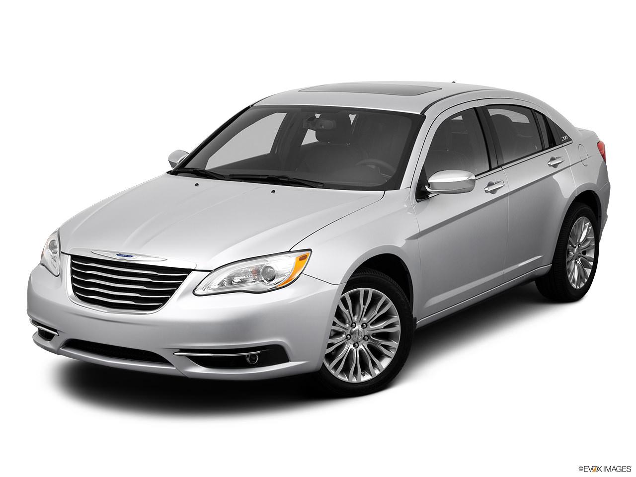 Chrysler 200: How The Active Head Restraints (AHR) Work