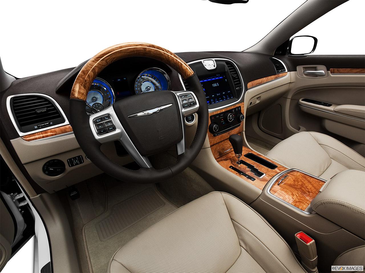 chrysler 300 2012 interior