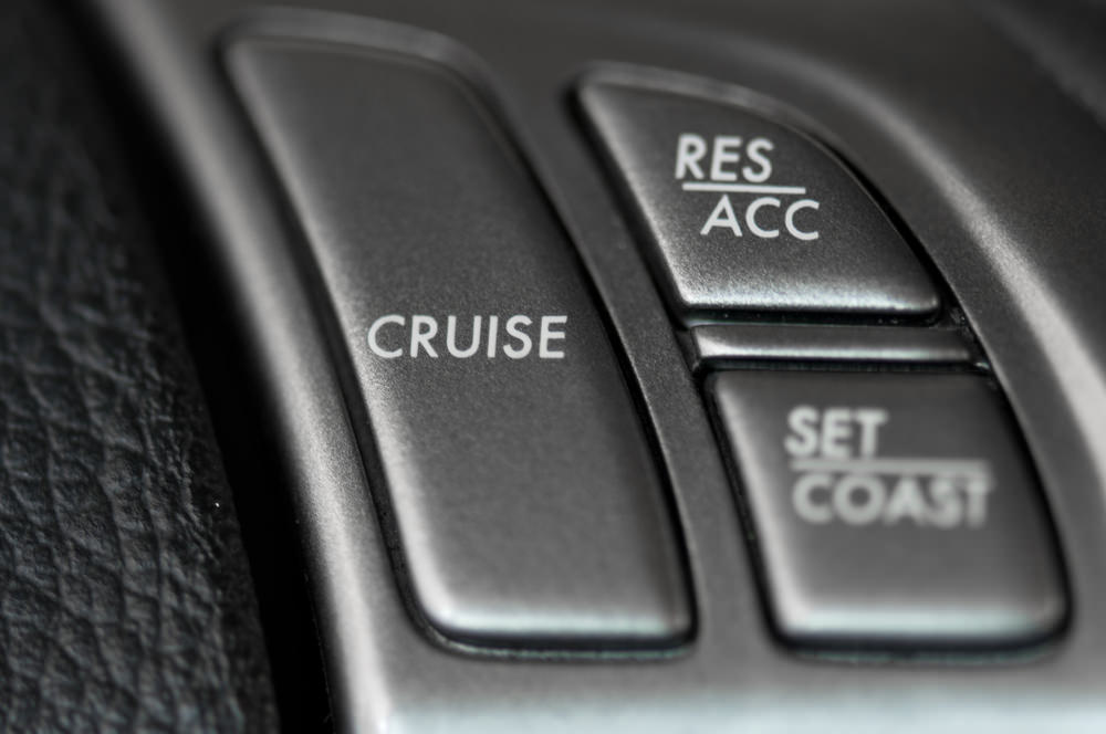 cruise controls