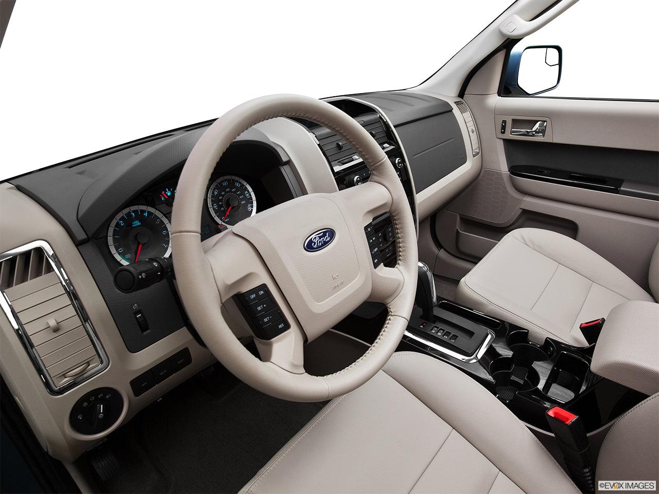 ford escape hybrid 2012 interior