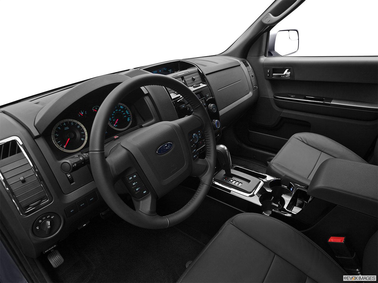 ford escape 2012 interior