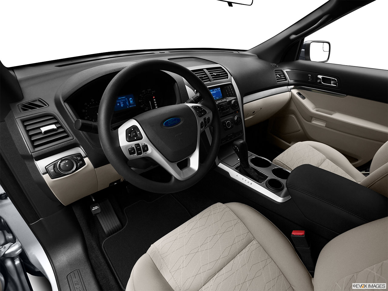 ford explorer 2012 interior