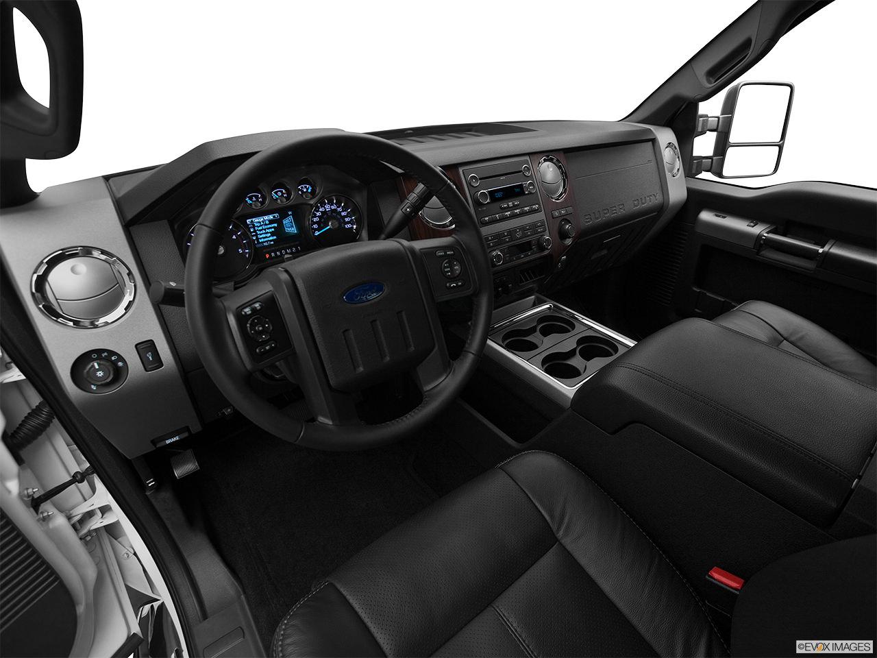 Ford F350 2012 Interior