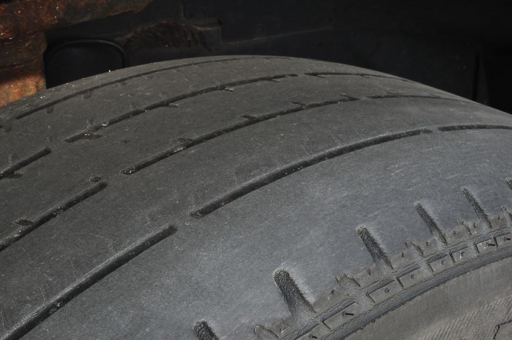 Flat Spot Tire