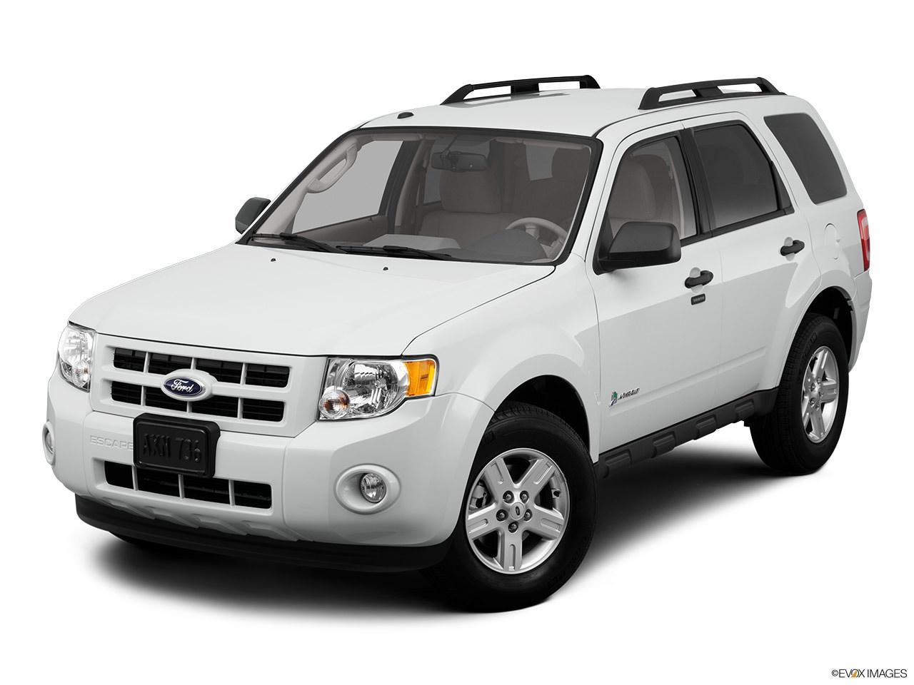 ford escape hybrid 2012