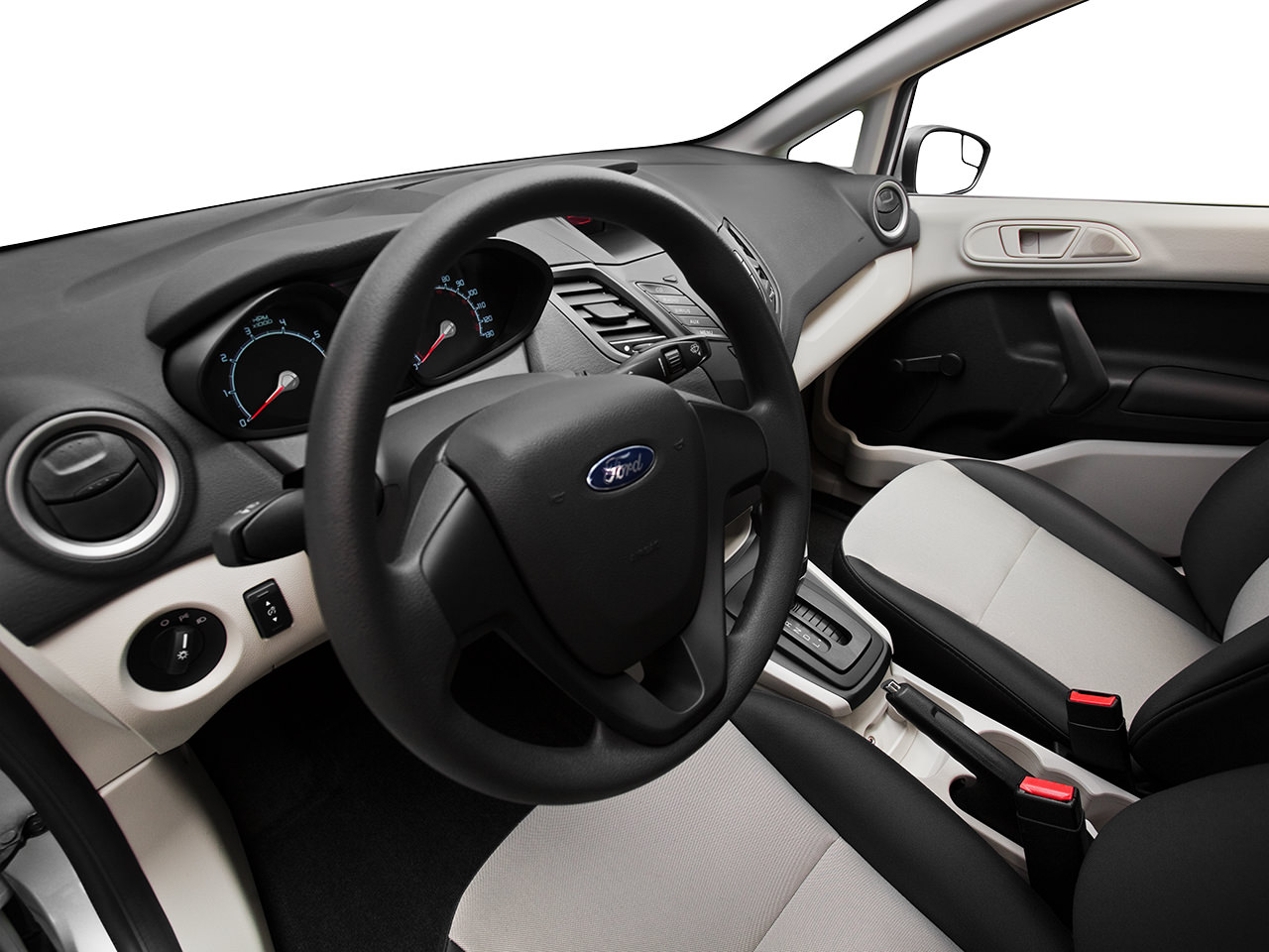 ford fiesta 2012 interior
