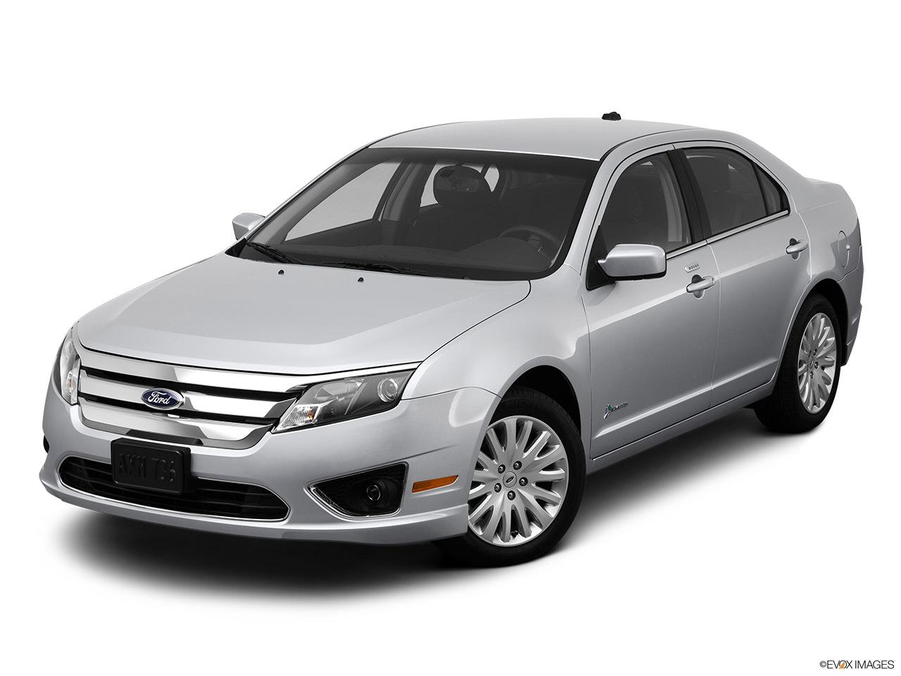 ford fusion hybrid 2012