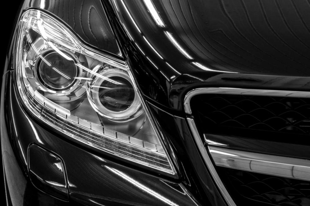 headlight burnout