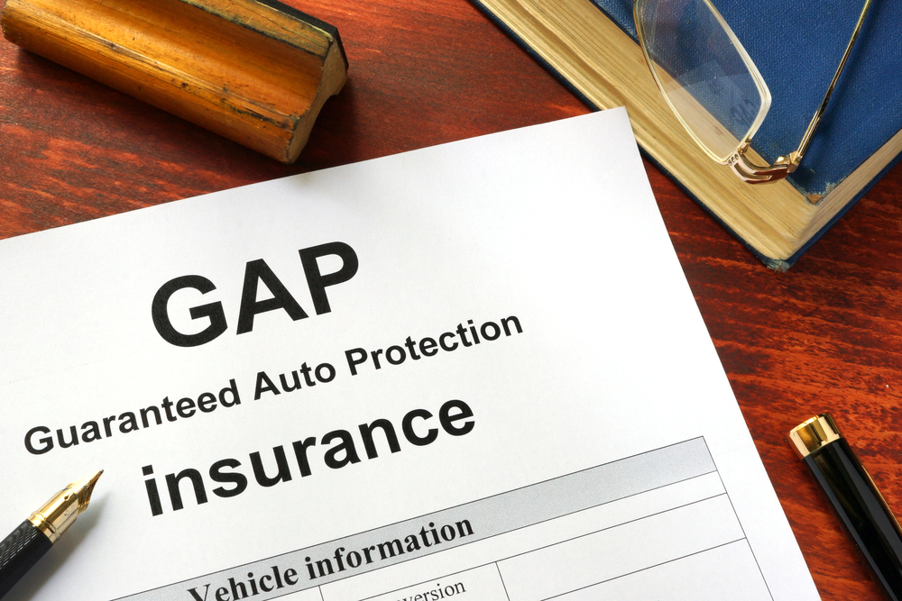 how to tell if you need car gap insurance yourmechanic advice. Black Bedroom Furniture Sets. Home Design Ideas
