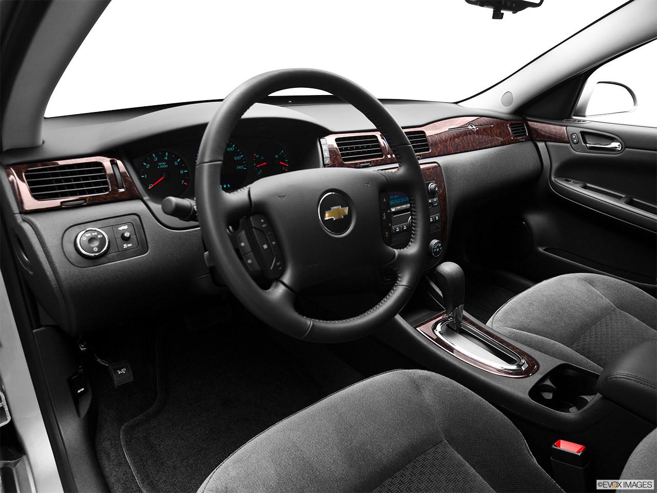 chevrolet impala 2012 interior