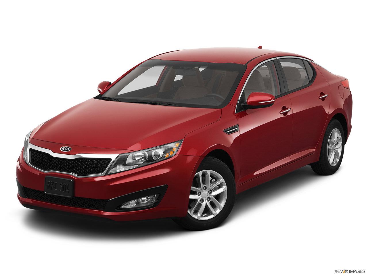 Kia Optima: Owner maintenance