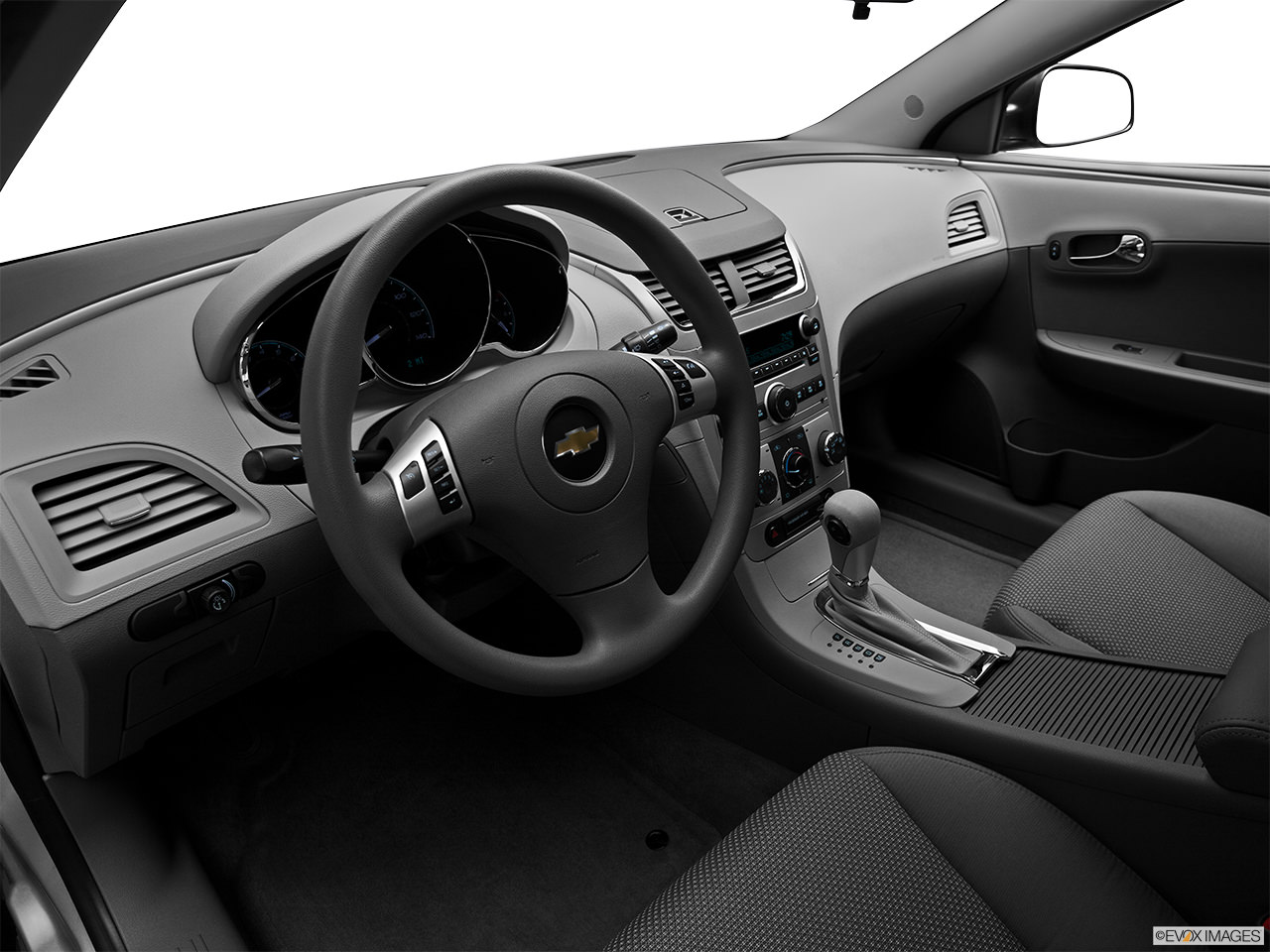 Chevrolet Malibu 2012 Interior