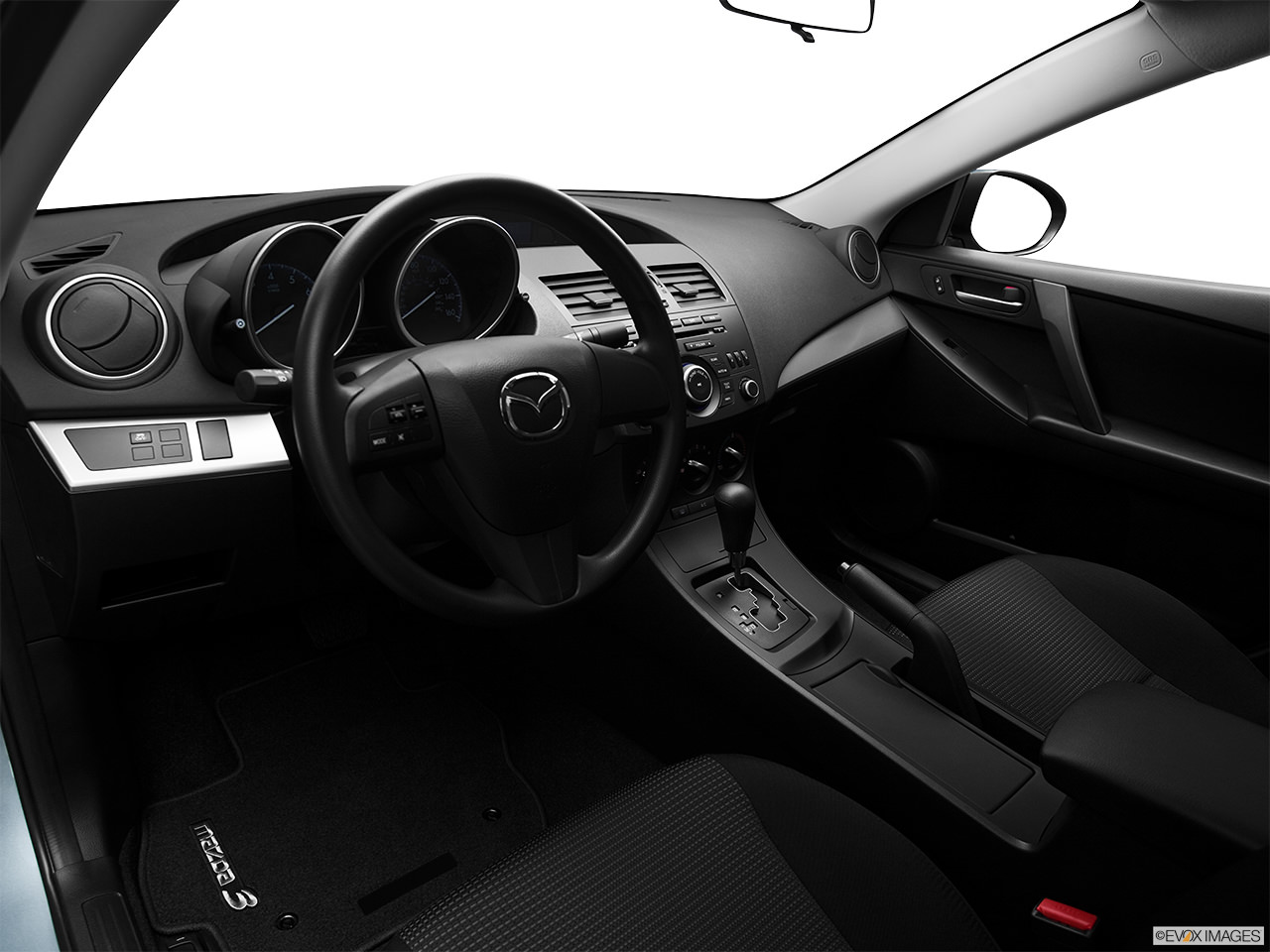 mazda3 2012 interior