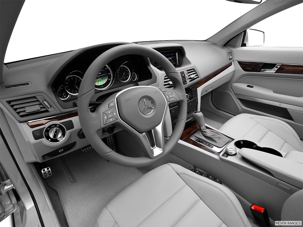 mercedes benz e class 2012 interior