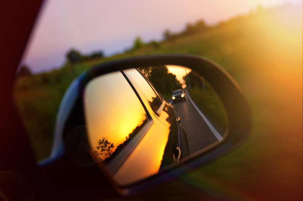 mirror blind spot