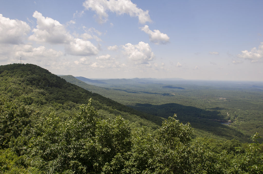Mount Cheaha Alabama