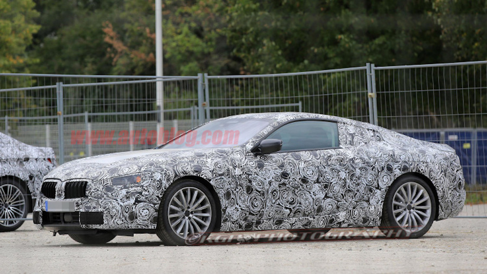 New BMW 8 Series?