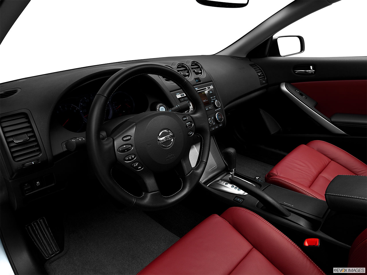nissan altima hybrid 2012 interior