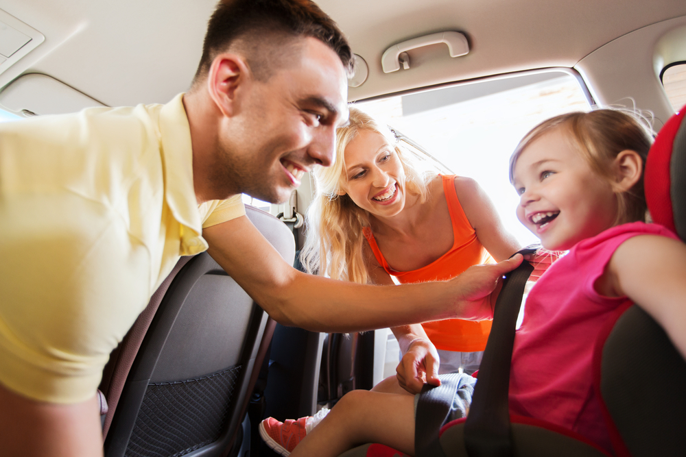 parents guide to car safety
