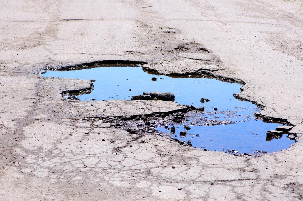 potholes ttk